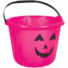 Halloween Party Supplies - Favour Boxes - Pumpkin Bucket