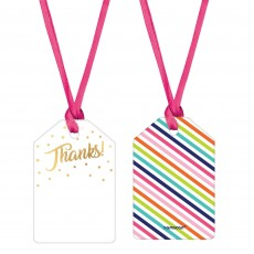 Sweets & Treats Party Supplies - Favour Tags