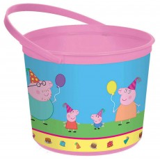 Peppa Pig Favour Container Favour Boxe