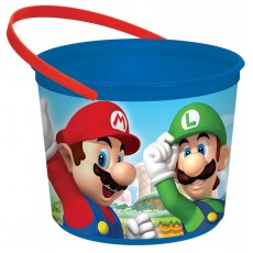 Super Mario Container Favour Boxe
