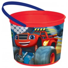 Blaze & The Monster Machines Container Favour Boxe
