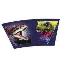Jurassic World Plastic Container Favour Box 12cm x 16cm
