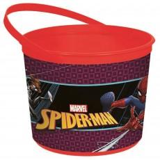 Spider-Man Webbed Wonder Container Favour Box 11.5cm x 15cm