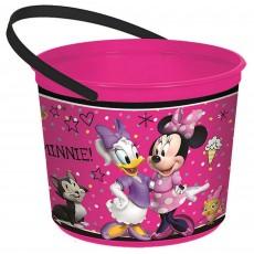 Minnie Mouse Happy Helpers Container Favour Box 13cm x 16cm)
