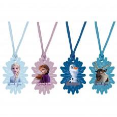 Disney Frozen Party Supplies - Disney Frozen 2 Thank You Tags