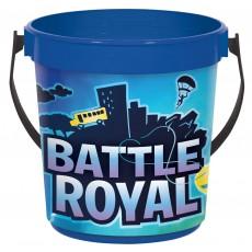 Battle Royal Plastic Container Favour Box 12cm x 11cm