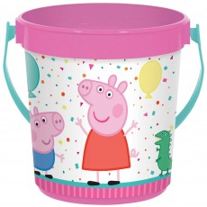 Peppa Pig Party Supplies - Favour Box Confetti Party Container