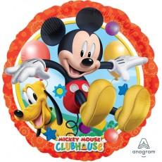 Mickey Mouse Mickey & Pluto Standard HX Foil Balloon