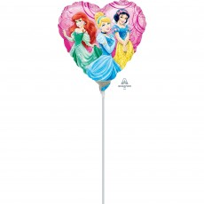Disney Princess Garden Shaped Balloon
