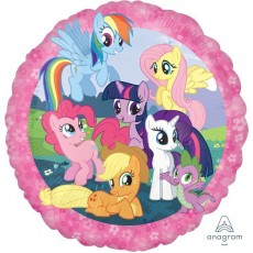 My Little Pony Party Decorations - Foil Balloon Standard HX