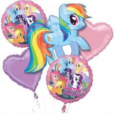 My Little Pony Bouquet Foil Balloons