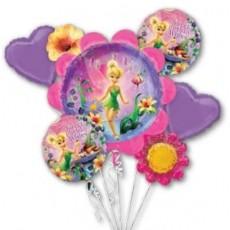 Disney Fairies Tinker Bell Bouquet Foil Balloons
