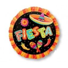 Caliente Fiesta More Fun Foil Balloon