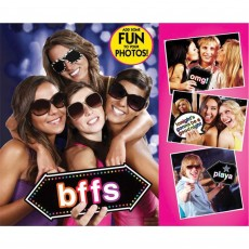 Bachelorette Photo Fun Signs Party Games Pack of 12