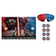 Star Wars Episode 7 Party Game