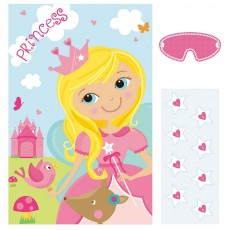 Woodland Princess Party Game