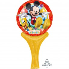 Mickey Mouse CI: Inflate-A-Fun Shaped Balloon