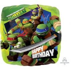 Teenage Mutant Ninja Turtles Standard XL Shaped Balloon