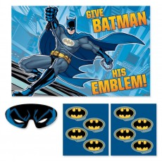 Batman Give  His Emblem Party Game