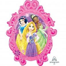 Disney Princess SuperShape XL Frame Shaped Balloon