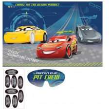 Disney Cars 3 Party Game