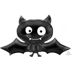 Halloween Party Supplies - Shaped Balloons - SuperShape XL Bat