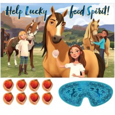 Spirit Riding Free Party Supplies - Party Game Help Lucky Feed Spirit