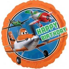 Disney Planes Party Decorations - Foil Balloon Standard HX