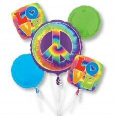 Feeling Groovy & 60's Bouquet Foil Balloons
