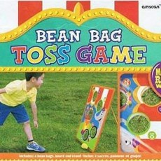 Happy Birthday Bean Bag Toss Party Game