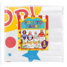 Misc Occasion Potato Sack Race Party Game