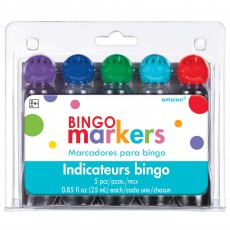 Misc Occasion Bingo Pen Markers Party Games