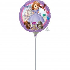 Sofia The First Foil Balloon