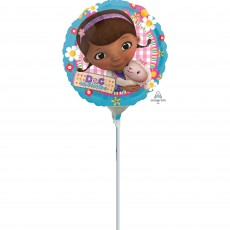 Doc Mc Stuffins Foil Balloon