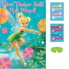 Disney Fairies Tinker Bell & Best Friends Fairies Party Game
