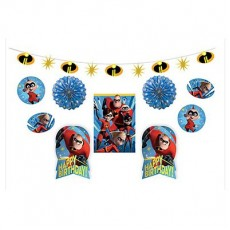 Incredibles 2 Room Decorating Kit