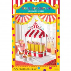 Disney Mickey Carnival Party Decorations - Table