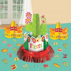 Mexican Fiesta Table Decorating Kit