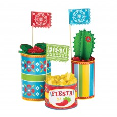 Mexican Fiesta Centrepiece Decorating Kit