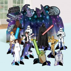 Star Wars Party Decorations - Decorating Kit Galaxy Table
