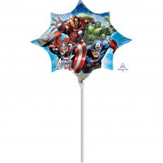 Avengers Assemble Mini Shaped Balloon