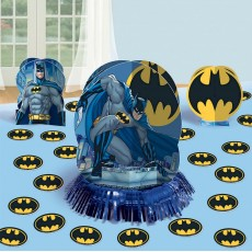 Batman Table Decorations Decorating Kit