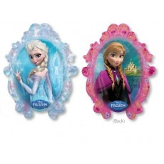Disney Frozen SuperShape XL Two Sided Shaped Balloon