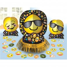 Emoji LOL Table Decorating Kit