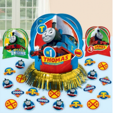 Thomas & Friends All Aboard Table Decorating Kit
