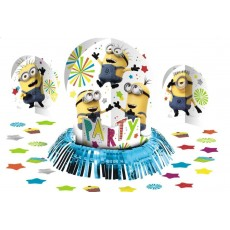 Minions Despicable Me Table Decorating Kit
