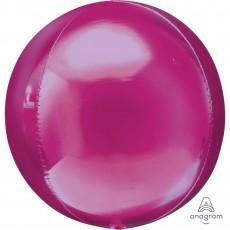 Pink Bright  Shaped Balloon