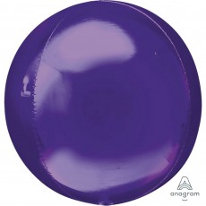 Purple Packaged Shaped Balloon