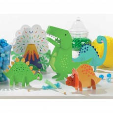 Dinosaur Party Decorations - Centrepieces Dino-Mite Table