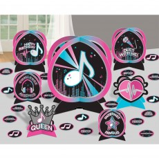 Internet Famous Party Decorations - Decorating Kit Table